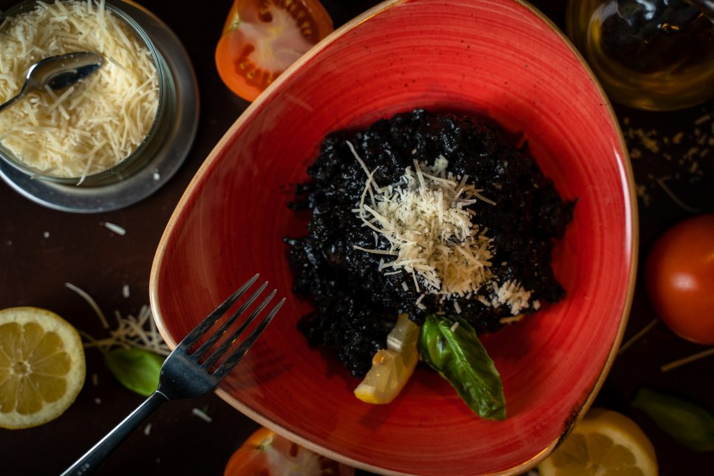 portun black risotto