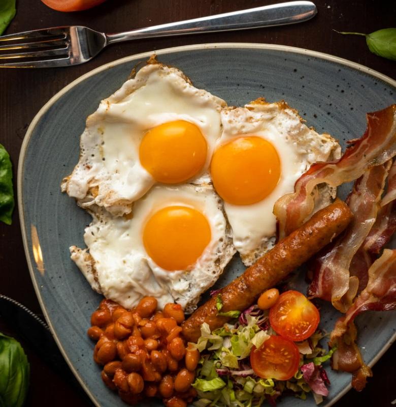 breakfast portun